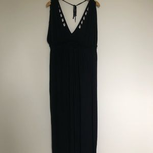 Free People Pants - Free People Black romper size small